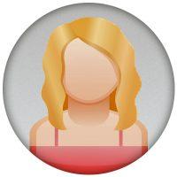 Platzhalter-Frau